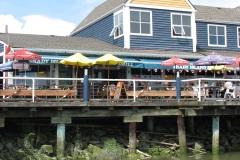Restaurant at Steveston Harbour's Fisherman's Wharf