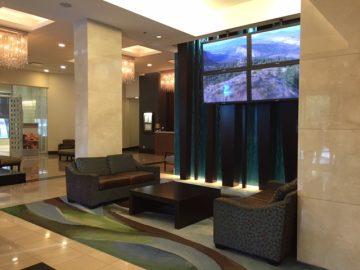 Century Plaza Hotel Lobby
