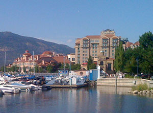 Delta Grand Okanagan Hotel in Kelowna