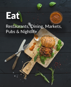 Vancouver restaurants, pubs, dining and nightlife
