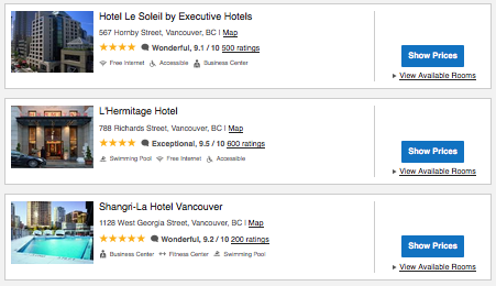 four star downtown hotels