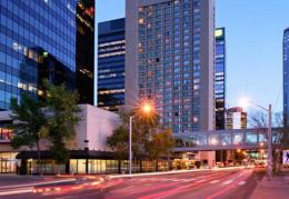 Hotel in Edmonton