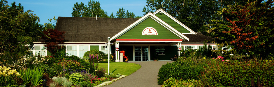 Redwoods Golf Course Club House