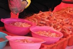 Fresh Shrimp at Fisherman's Warf